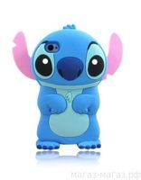 Чехол для iPhone 6/6Plus Stitch Blue