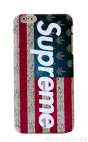 Чехол для iPhone 6/6Plus Supreme USA