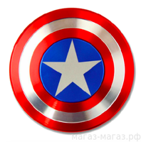 Спиннер ручной Hand Spinner Captain America