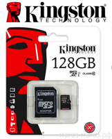 Micro SD Kingston 128GB