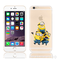 Чехол для iPhone 6/6Plus Minions
